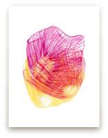 Skeleton Petals by Maggie Burns