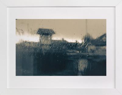 Painted by Silent Rain  Art Print
