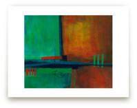 Split Horizon by Laura Bolter Design