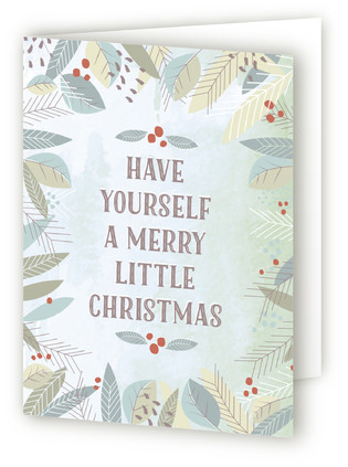 Have a Merry Little Christmas...