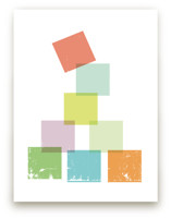 Stack the Blocks by Design Lotus