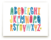 Alphabet Buddies by Jessie Steury