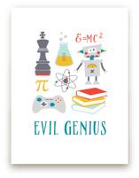 Evil Genius by Katie Zimpel