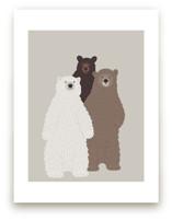 Very Bear-y by Jennifer Holbrook