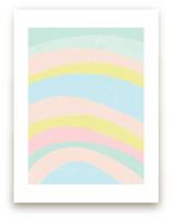 dreamy rainbow by Angela Thompson