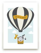 Beautiful Balloon by Kampai Designs