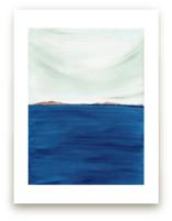 Mesmerizing Blue by Nikita Jariwala