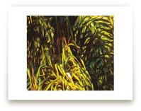 Palm Tree Greenery by Mariecor Agravante