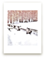 Dreamy Winter by Mariecor Agravante