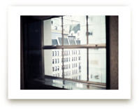 Manhattan Window by Caroline Mint