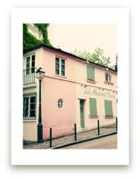 La Maison Rose II by Caroline Mint