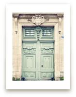 The Mint Door II by Caroline Mint