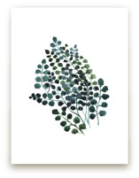 Watercolor Botanical I... by Aspa Gika