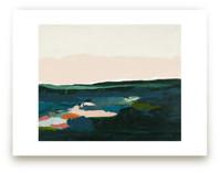 King Tides Seascape by Caryn Owen