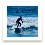 Surfing 1 by Jan Kessel