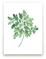Greenery II Wall Art Prints