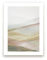 Calming Horizons by Karen Kardatzke