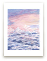 Dreamy Clouds by Janelle Wourms