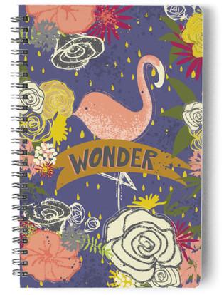 FLAMINGO SPIRIT ANIMAL Self-Launch Notebook