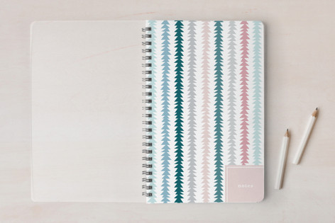 Bohemian Stripes Book Notebooks