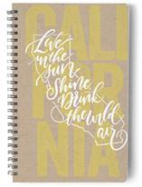 California Living Notebooks