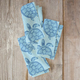 Swimming Sea Turtles Fa... by Lauren Hughes