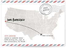 US Postcard by Hooray Creative