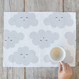 Cotton Cloudy by Up Up Creative
