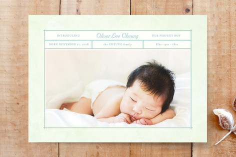 Blessings All Around Custom Stationery