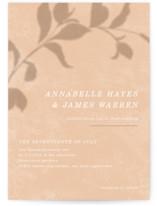 Botanical Shadow Invita... by Amber Barkley