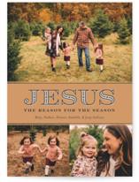 Jesus Season by Sarah Lenger