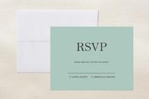 Mitzvah RSVP Cards