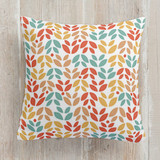 Summer Leaves Pillows