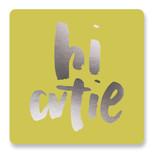 Hi Cutie Stickers