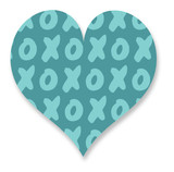 Sweet Nothings XO Stickers