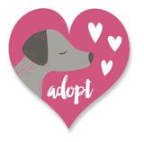 adopt don't shop by peetie design