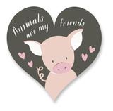 veg pig by peetie design