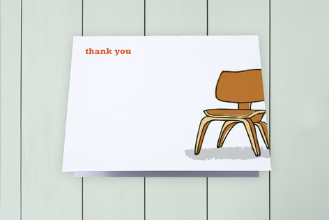 Goldilocks Moving Announcements Thank You Cards
