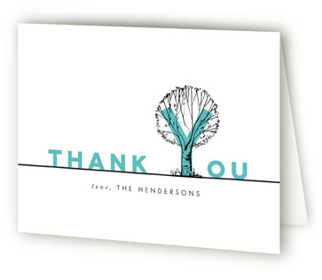Moved Moving Announcements Thank You Cards