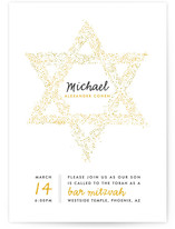 On Point Mitzvah Invitations