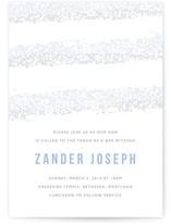 Parchment Mitzvah Invitations