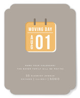 Moving Day Calendar