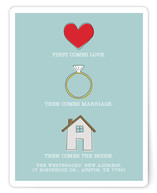 Love, Marriage, House