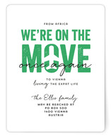 expat life Moving Announcements