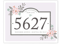 Floral Placard by SunnyJuly