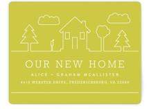Suburban Landscape Moving Announcements