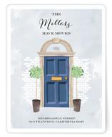 Welcoming Door