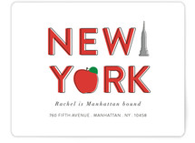 Big Apple Moving Announcements