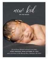 New Kid On The Block by Carol Fazio