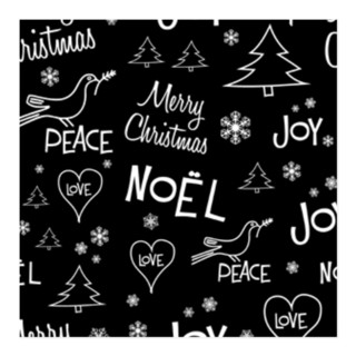 Nostalgic Christmas Self-Launch Wrapping Paper